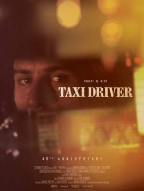 Taxi Driver DVD et Blu-Ray