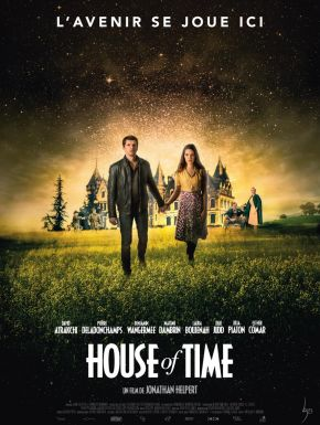 Jaquette dvd House Of Time