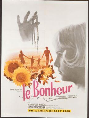 Le Bonheur DVD et Blu-Ray