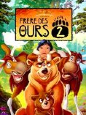 Frère Des Ours 2 DVD et Blu-Ray