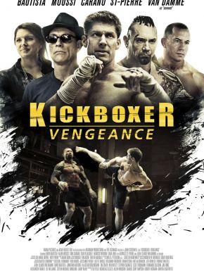 DVD Kickboxer : Vengeance