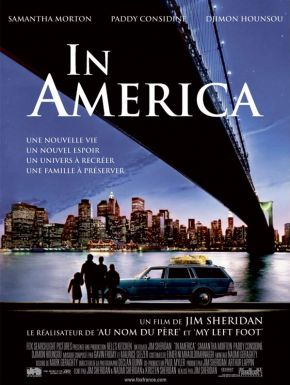 In America DVD et Blu-Ray