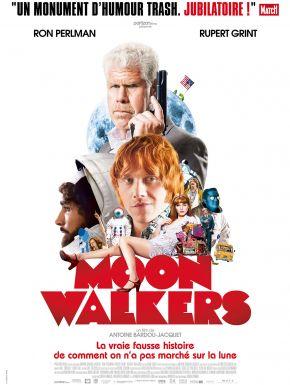 sortie dvd  Moonwalkers