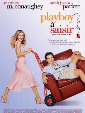 Playboy à saisir DVD et Blu-Ray