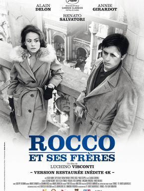 Rocco Et Ses Frères DVD et Blu-Ray