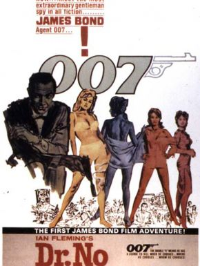 James Bond 007 Contre Dr. No DVD et Blu-Ray
