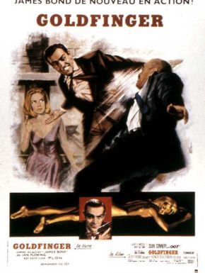 Goldfinger DVD et Blu-Ray