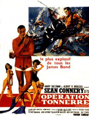 Jaquette dvd Opération Tonnerre