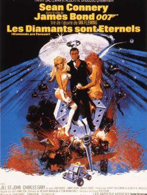 Les Diamants Sont éternels DVD et Blu-Ray