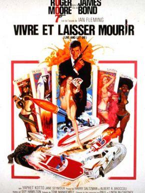 Vivre Et Laisser Mourir DVD et Blu-Ray