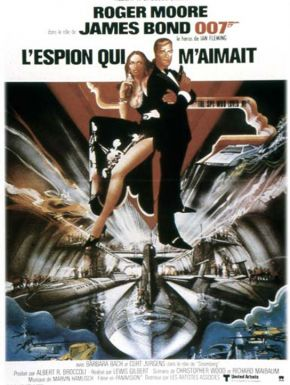 L'espion Qui M'aimait en DVD et Blu-Ray