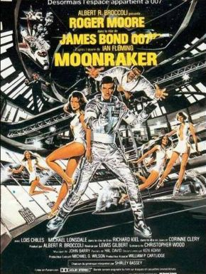 Moonraker DVD et Blu-Ray