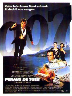 Permis De Tuer DVD et Blu-Ray