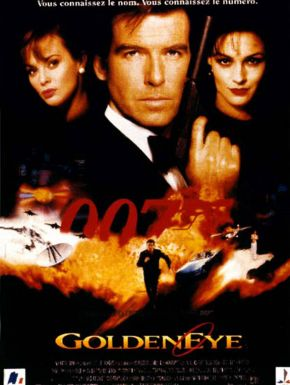 GoldenEye DVD et Blu-Ray