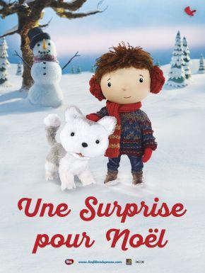 Jaquette dvd Une Surprise Pour Noël