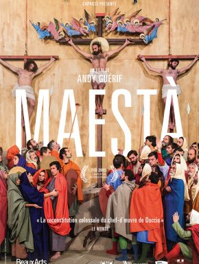 Maesta, La Passion Du Christ en DVD et Blu-Ray
