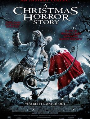 DVD A Christmas Horror Story