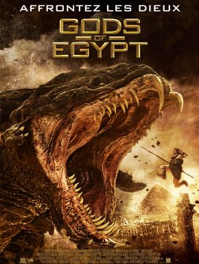 sortie dvd	  Gods Of Egypt