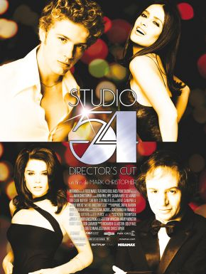 sortie dvd	  Studio 54 (Director's Cut)