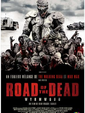 Sortie DVD Road Of The Dead