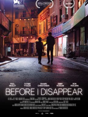 Sortie DVD Before I Disappear