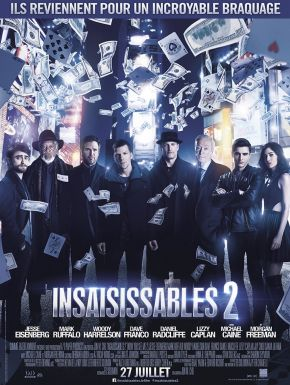Insaisissables 2 DVD et Blu-Ray