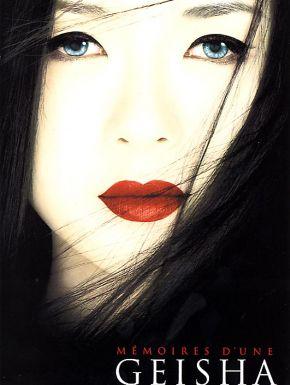 DVD Mémoires d'une Geisha