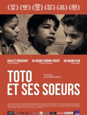 Jaquette dvd Toto Et Ses Soeurs