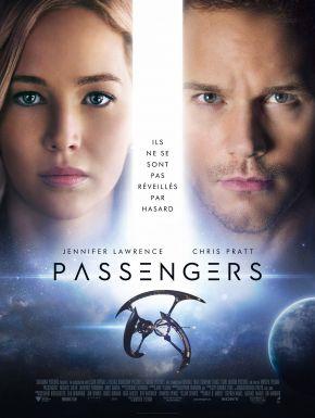 Sortie DVD Passengers