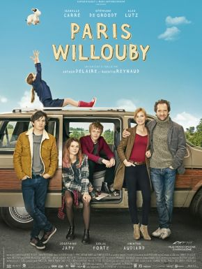 Sortie DVD Paris-Willouby
