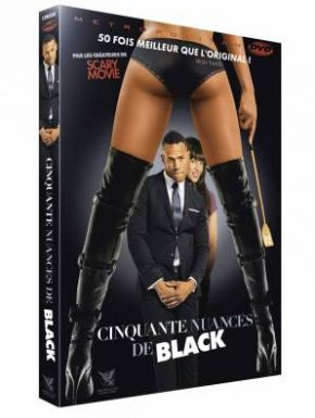 DVD Cinquante Nuances De Black