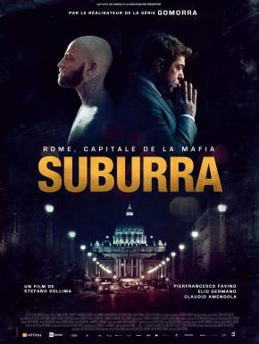 Suburra DVD et Blu-Ray