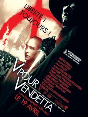 Jaquette dvd V pour Vendetta