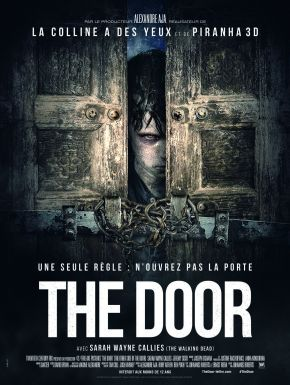 DVD The Door
