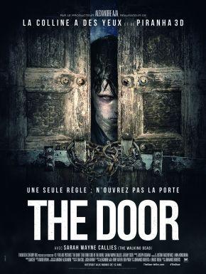 sortie dvd  The Door