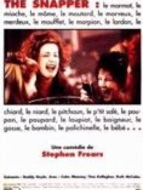 The Snapper DVD et Blu-Ray