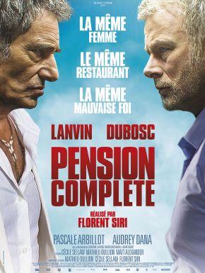 Sortie DVD Pension Complète