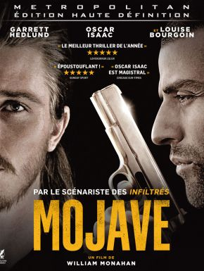 Jaquette dvd Mojave
