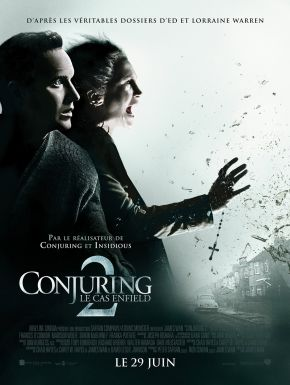 Conjuring 2 : Le Cas Enfield DVD et Blu-Ray