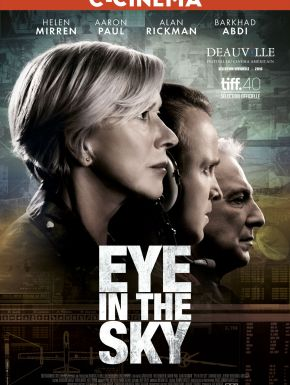 Jaquette dvd Eye In The Sky