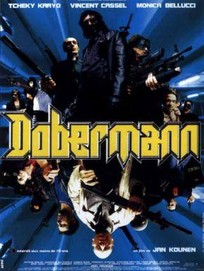 Dobermann DVD et Blu-Ray