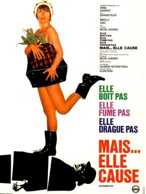 Sortie DVD Elle Boit Pas, Elle Fume Pas, Elle Drague Pas Mais Elle Cause