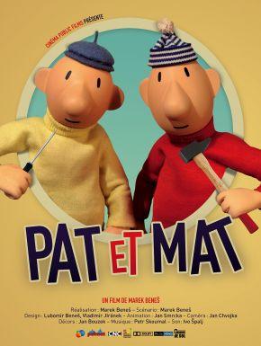 Pat Et Mat DVD et Blu-Ray