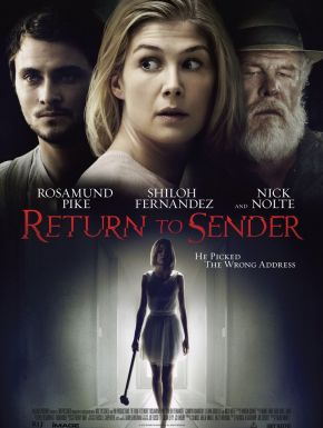 Sortie DVD Return To Sender
