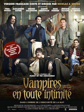 Jaquette dvd Vampires En Toute Intimité