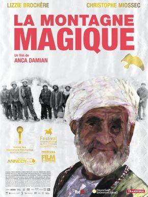 La Montagne Magique DVD et Blu-Ray