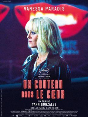DVD Un Couteau Dans Le Cœur