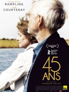 Sortie DVD 45 Ans