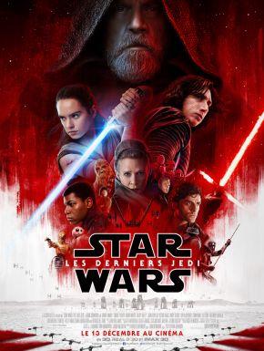 DVD Star Wars - Les Derniers Jedi