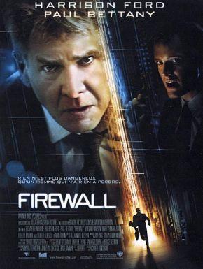 Jaquette dvd Firewall